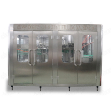 DCGF24-24-8 carbonated drinks filling machine of plastic bottle