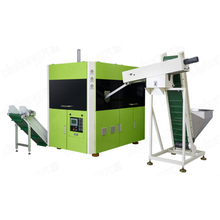 6 Cavity Automatic PET Plastic Bottle Making Machine